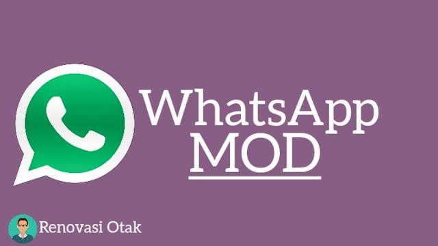 Alasan Pengguna WhatsApp MOD diBlokir