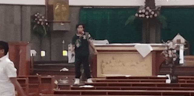 Kebencian yang Tertanam Dihatinya, Penyerangan Gereja Bedog Diduga Untuk Pecahkan Umat Beragama