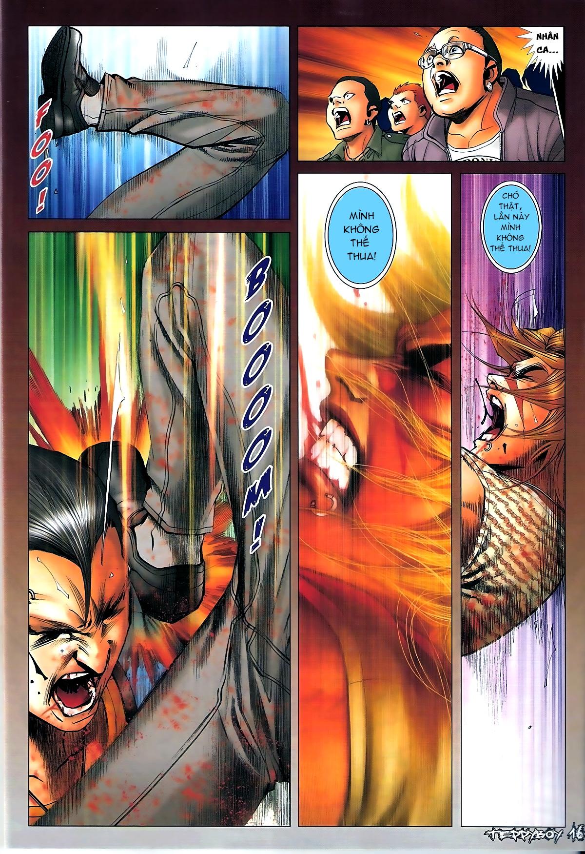 Người Trong Giang Hồ - Chapter 1339: Lương Gia Nhân vs Chiêu Tích - Pic 15