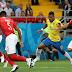 Brasil empató ante Suiza