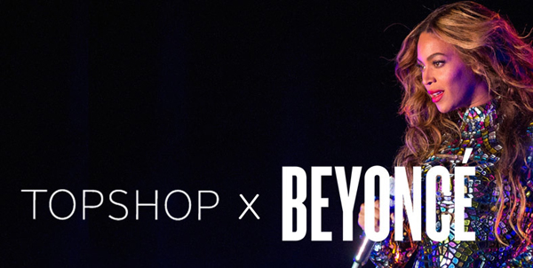 TopShop, Beyonce, TopShop x Beyonce, Bey, activewear, yoga clothes, yoga wear, gym wear