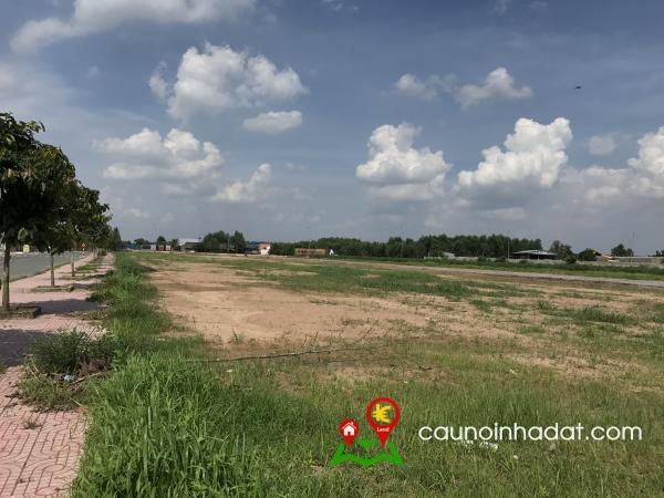 Bán đất xã Long Phước