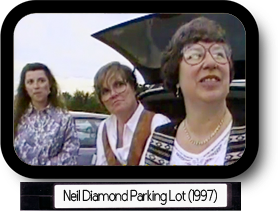 Neil Diamond Parking Lot (1997)