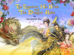 https://www.goodreads.com/book/show/24915630-the-emperor-his-bride-and-the-dragon-robe