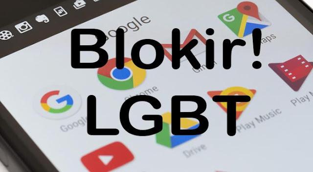 Fakta Mengerikan! Para Gay Kini Terang-Terangan Mencari Mangsa Lewat Aplikasi Smartphone