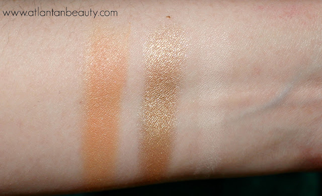 Too Faced Peanut Butter and Jelly Palette Swatches