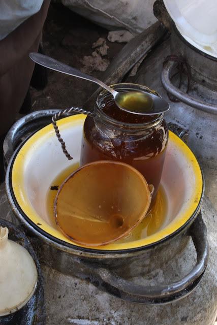 honey in georgia