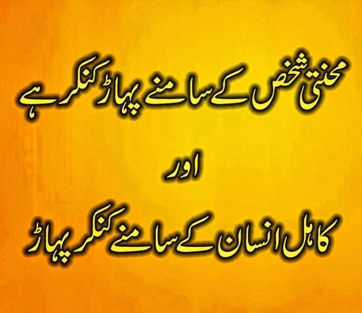 Quotes In Urdu: Top 10 Islamic Quotes In Urdu