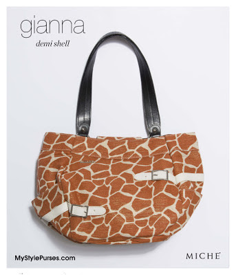 Miche Gianna Demi Shell