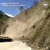 Motorist captures a new landslide incident in Benguet on camera