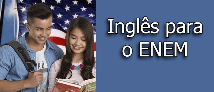 Curso de Inglês para o ENEM Grátis e Online - Confira