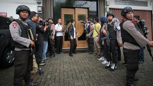 Polisi Temukan Senpi dan Ribuan Peluru di Rumah Adik Wagub Sumut