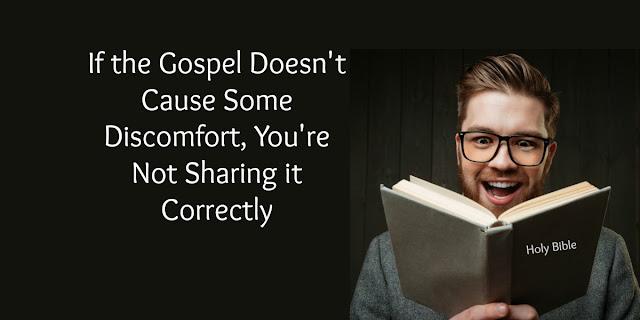 Beware of missing ingredients in some Gospel Presentations