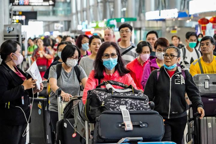 Последние китайские туристы покинут Таиланд вближайшие несколько дней — Thai Notes
