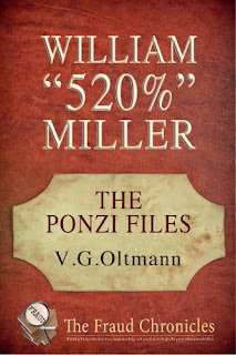 Book cover: The Ponzil files by V G Oltmann