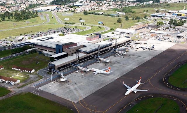 Aeroporto Internacional Afonso Pena - Curitiba