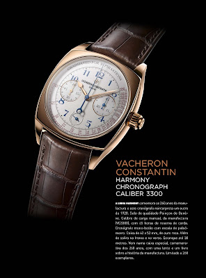 ff8c257ee3d Relógios   Canetas online - relógio Vacheron Constantin Harmony Chronograph  Caliber 3300