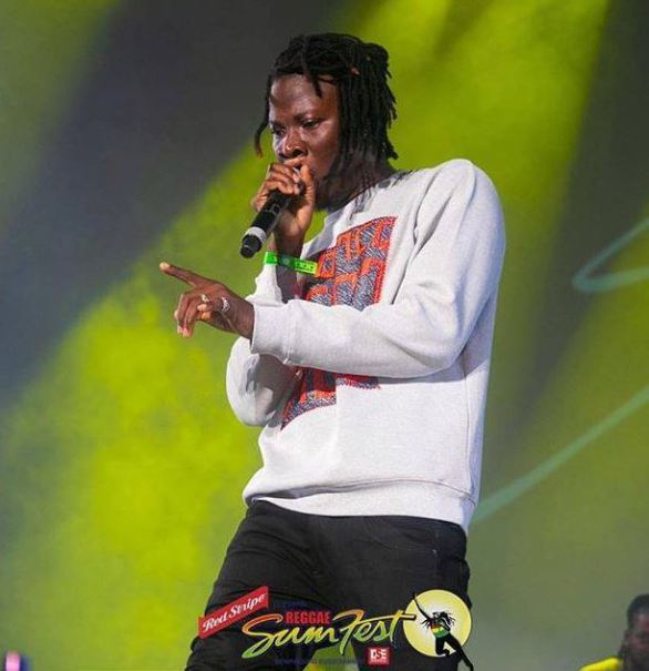 [Download Mp3] Stonebwoy - Please Don't Go