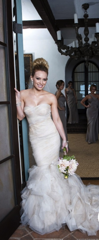 LipstickStarsAndKillerHeels Celebrity Weddings