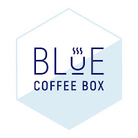 Blue Coffee Box Logo