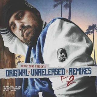 CartelSons - Originals (Unreleased & Remixes), Pt. 2 - Album Download, Itunes Cover, Official Cover, Album CD Cover Art, Tracklist