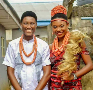 Photos: Young Nigerian couple killed in auto accident two months after their wedding