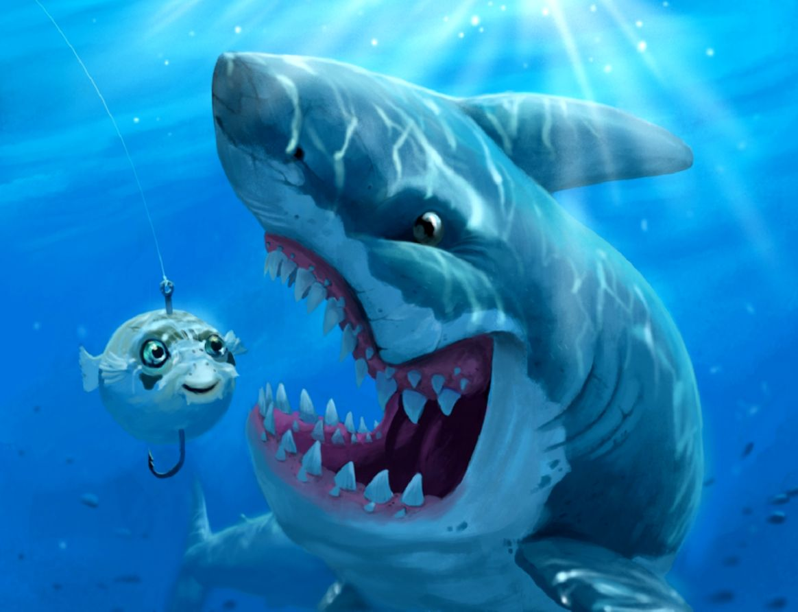 Shark Wallpaper and Background Image 1280x960 ID324289