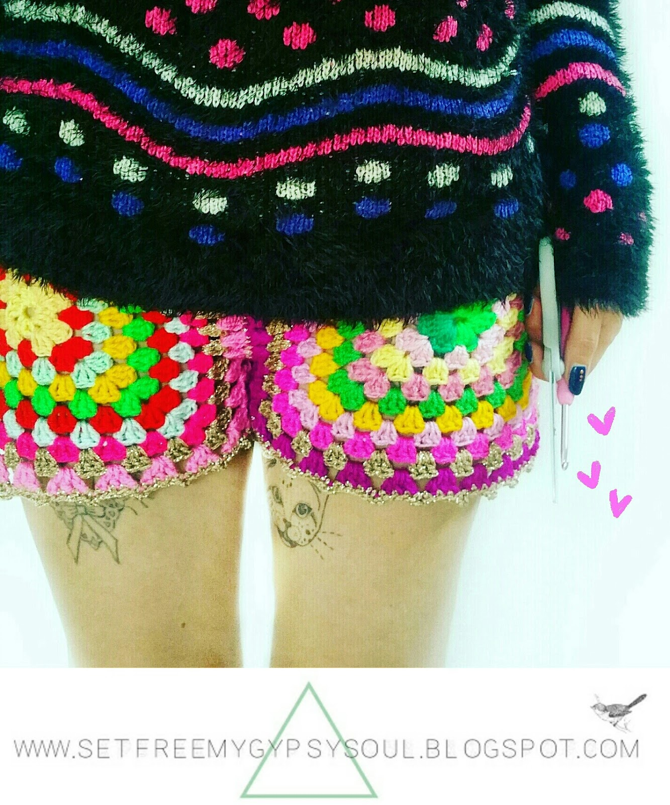 Set Free My Gypsy Soul | a Crochet Craft blog : Daisy Granny Square ...
