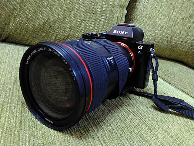 Review Sony A7S Kamera Pocket Mirroless 4K