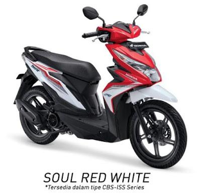 Harga Motor Honda Beat Esp
