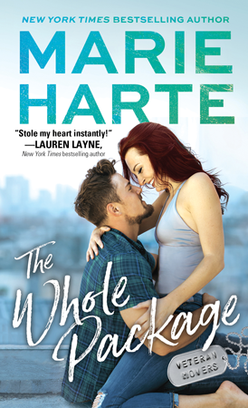 Spotlight: The Whole Package (Movin' On #1) by Marie Harte + Excerpt | About That Story