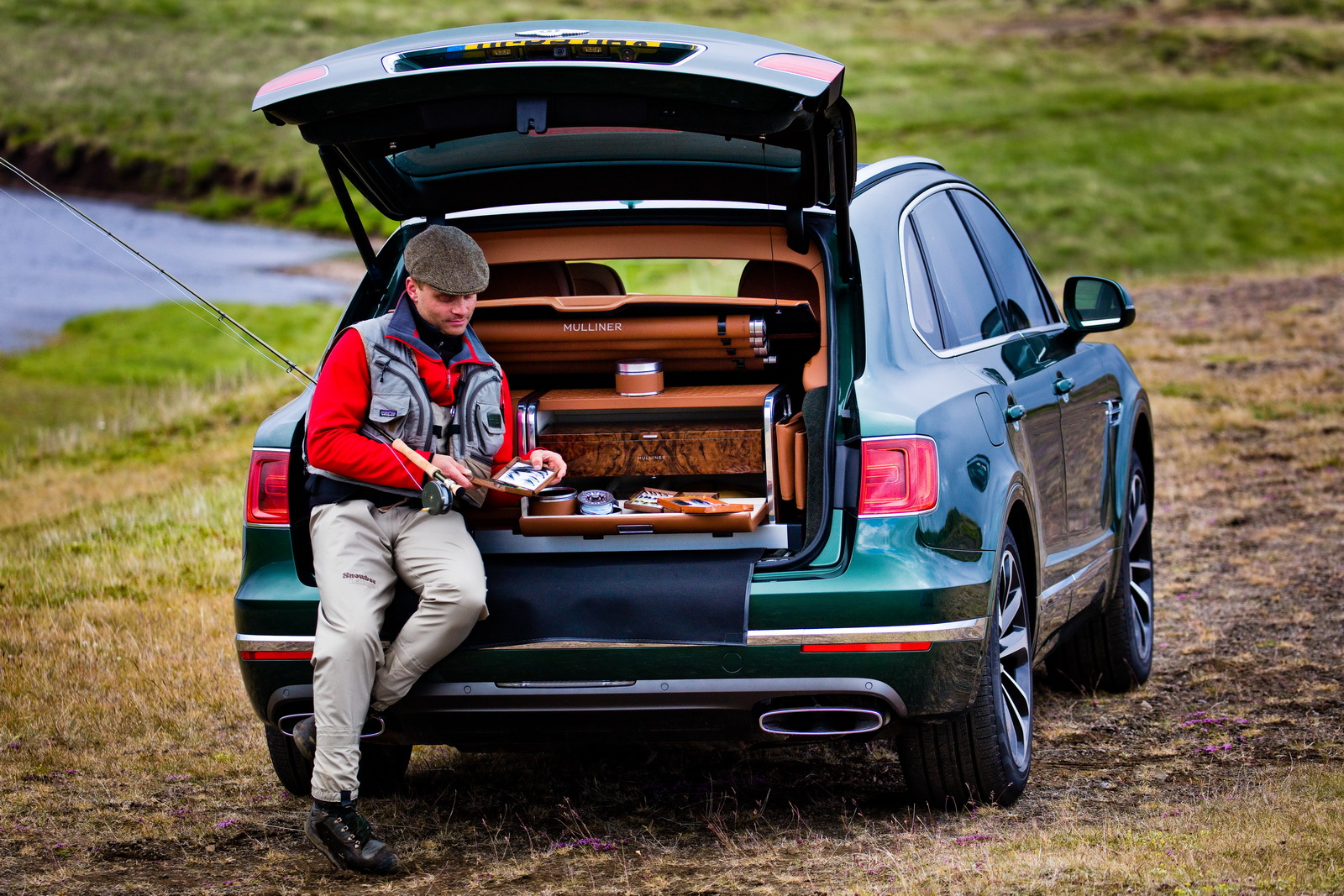 Bentley Bentayga S New Fishing Kit Is A Hand Crafted Work Of Art