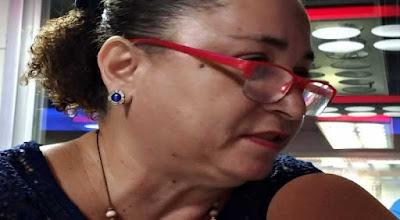 Rama Dantas é assaltada e agredida no bairro dos Bancários, em JP