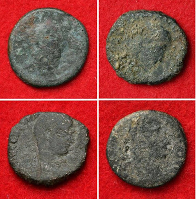 Ρωμαϊκά νομίσματα βρέθηκαν σε ανασκαφές στην Ιαπωνία