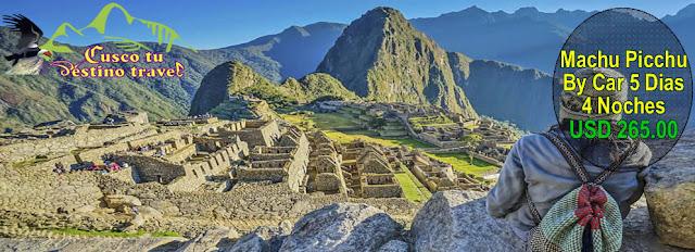 Excurcion Barato a Machu Picchu