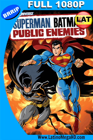 Superman/Batman: Public Enemies (2009) Latino Full HD 1080P (2009)