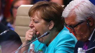 Η Γερμανίδα καγκελάριος