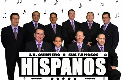 J.R. Quintero Y Sus Famosos Hispanos - El Aguardientero