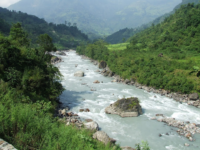 Nepal's River Tourism