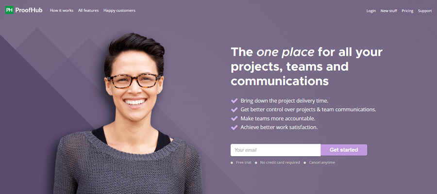 ProofHub is an all-in-one project management software for your growing business needs