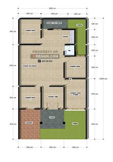 38 Gambar Rumah 4 Kamar Tidur Ukuran 7x12 Terpopuler Lingkar Png