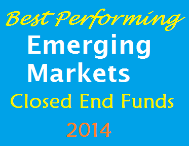 Top Performing Emerging Markets Bond CEFs 2014