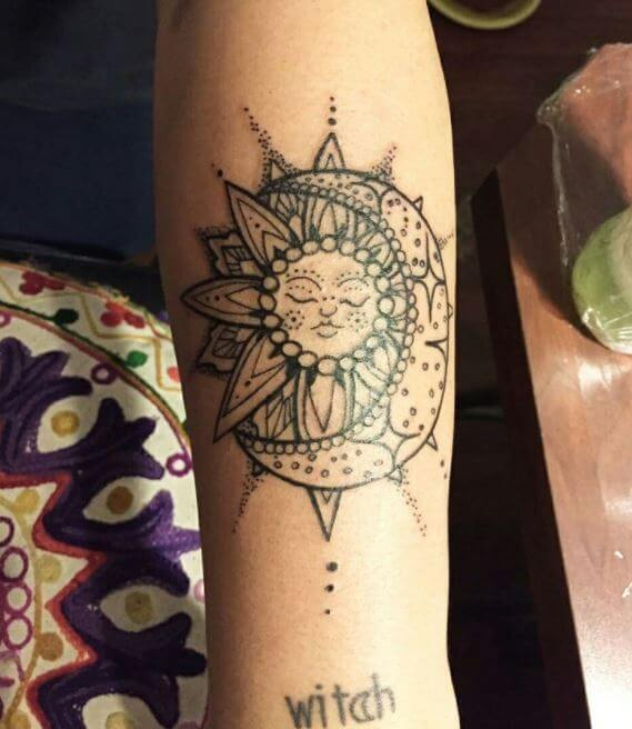 Pictures Of Henna Sun And Moon Kidskunst Info