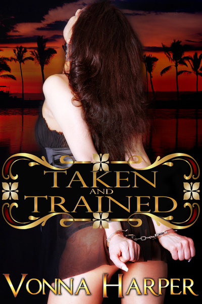 Taken and Trained cover