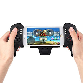 controllo gamepad android bluetooth ultra sottile on tenck stk-7003