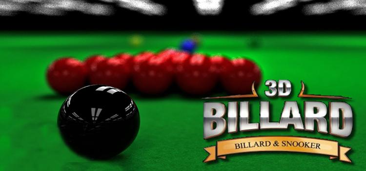 3D Pool Billiards and Snooker-HI2U