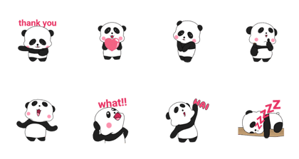 The Panda Series