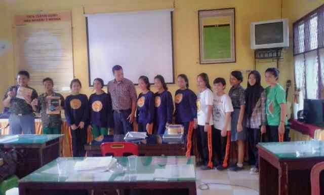 Komunitas Perdana Sekolah Anti Rokok Medan