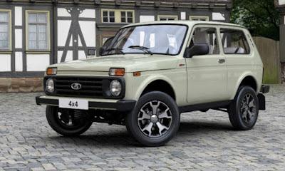 Το επετειακό Lada Niva με κόστος από 8670€