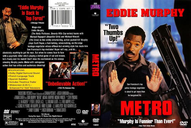 Metro Eddie Murphy